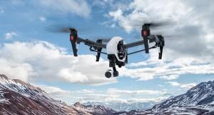 droneDJI Inspire 1_foto