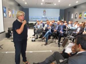 Loredana Capone - assessore Regione Puglia