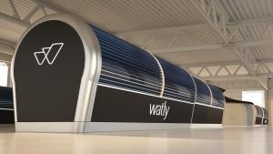 Watly-solar-machine