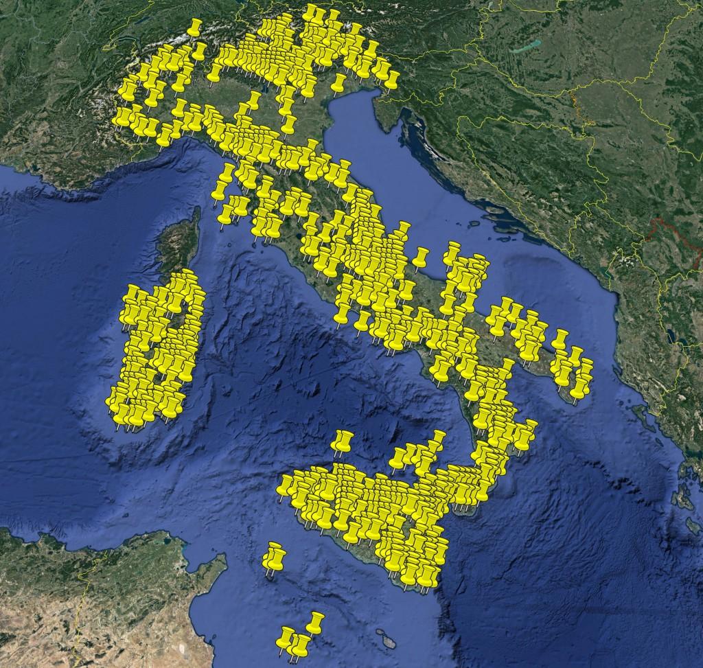 unipisa Mappa Loci