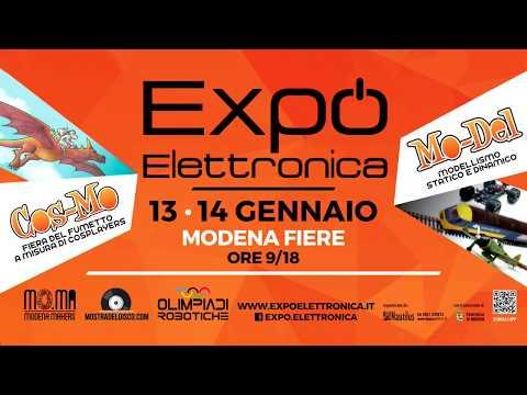 Fiera Dellelettronica Calendario 2020.Expo Elettronica 2019 Tutte Le Novita Del Mondo Hi Tech Per